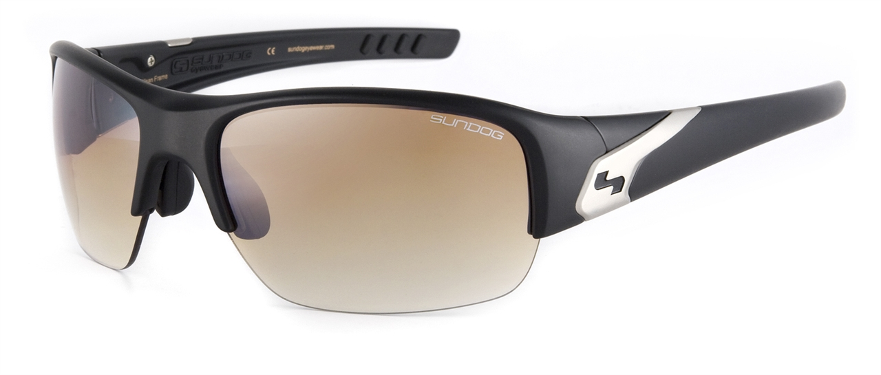Sundog Bent Mela lens technology sports sunglasses. Action ...