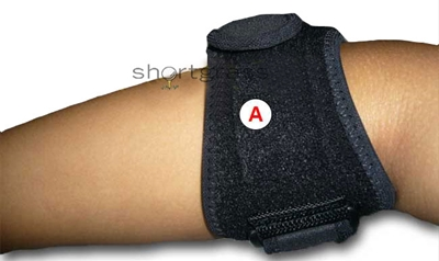 Picture of F3 Elbow Support Strap - £7.99