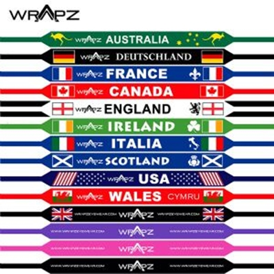 Picture of Wrapz Nations Floating Headband